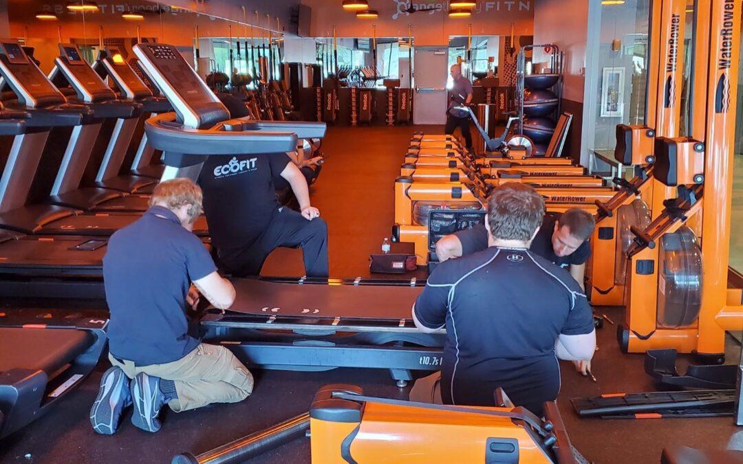 Missouri Commercial Fitness Equipment Photo 322