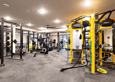 Missouri Commercial Fitness Equipment Gym Design Gallery 18