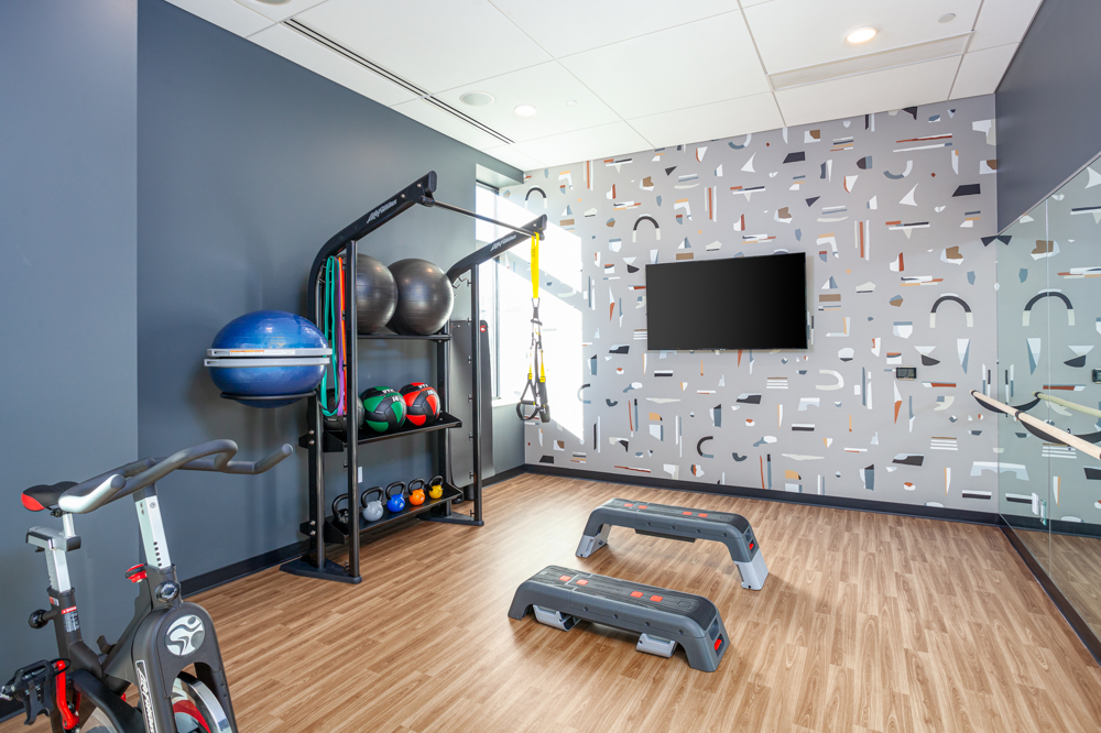 St. Louis Commercial Fitness Equipment