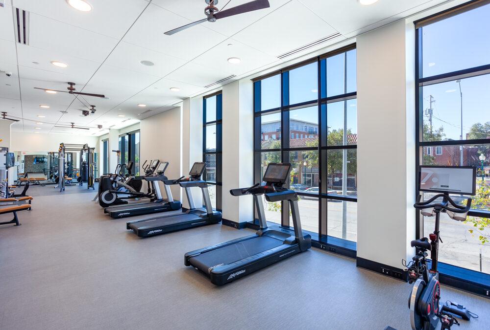 Missouri Commercial Fitness Equipment Maintenance