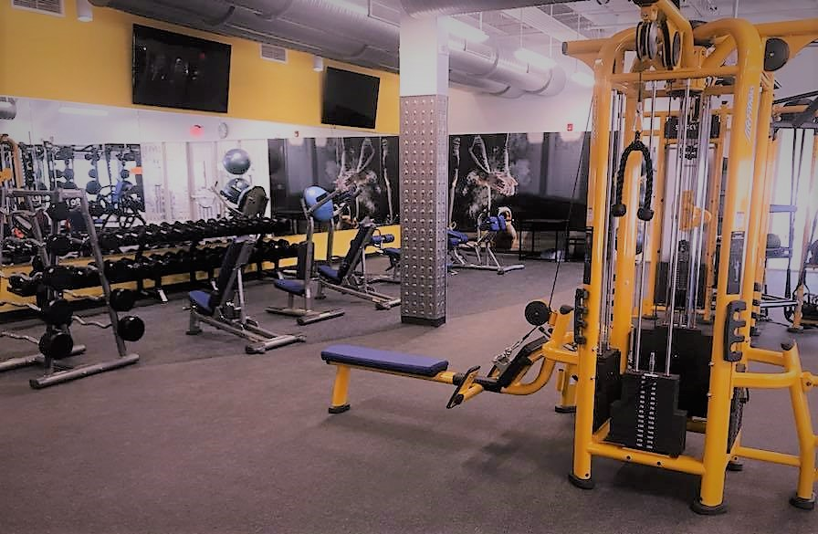 Missouri Commercial Fitness Equipment